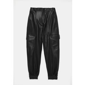 Zara Faux Leather Pants